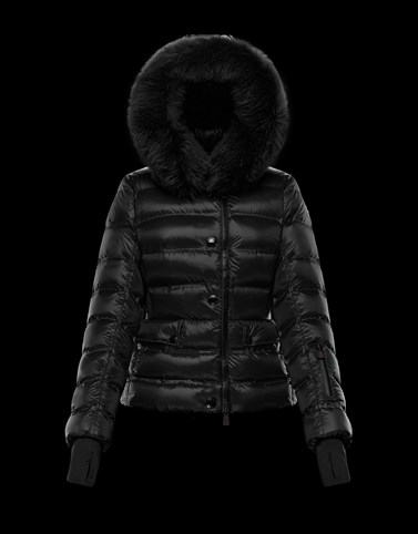 ARMONIQUE 黑色 Grenoble 夹克及羽绒服 女士