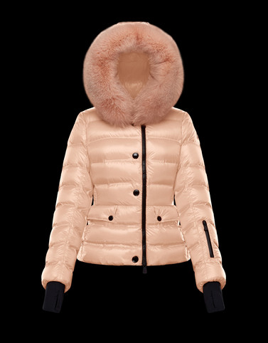 ARMONIQUE Pink Ski jackets Woman