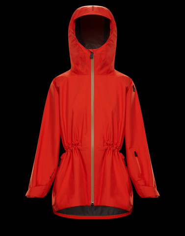VERRES Orange Category Ski jackets Woman