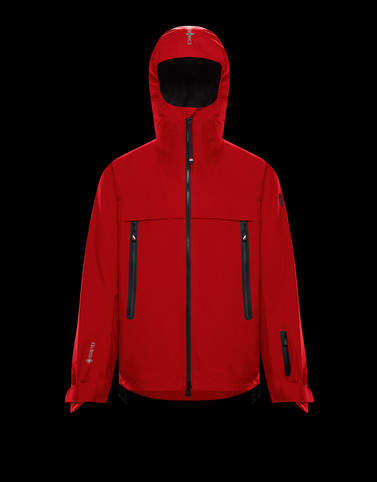 VILLAIR Red Category Overcoats Man