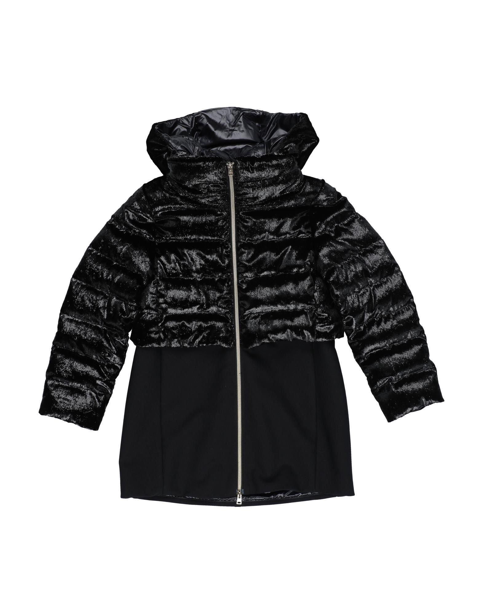 YOOX.COM(ユークス)《セール開催中》HERNO ガールズ 3-8 歳 合成繊維中綿アウター ブラック 8 ナイロン 100%