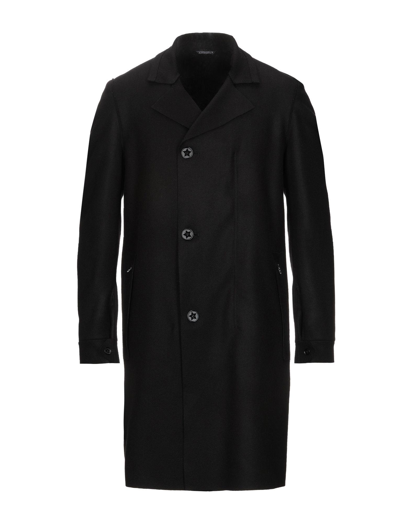 DANIELE ALESSANDRINI Легкое пальто