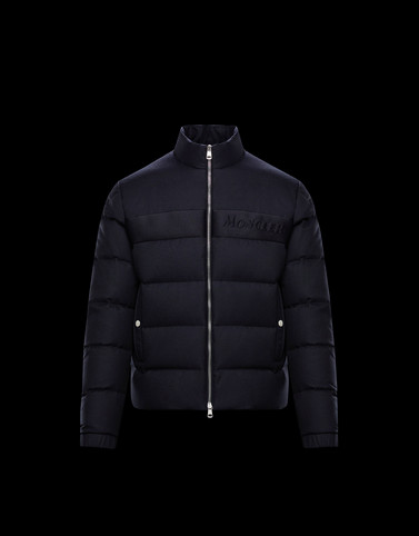 JAUDY Dark blue Category Bomber Jacket Man