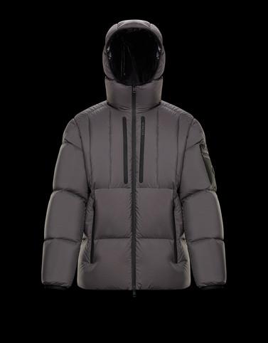 ARCACHON Grey Down Jackets Man