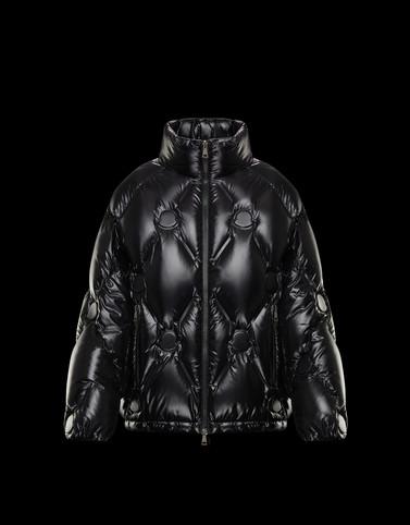 JARRE 黑色 夹克与大衣 女士