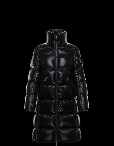 MOYADONS Black View all Outerwear Woman