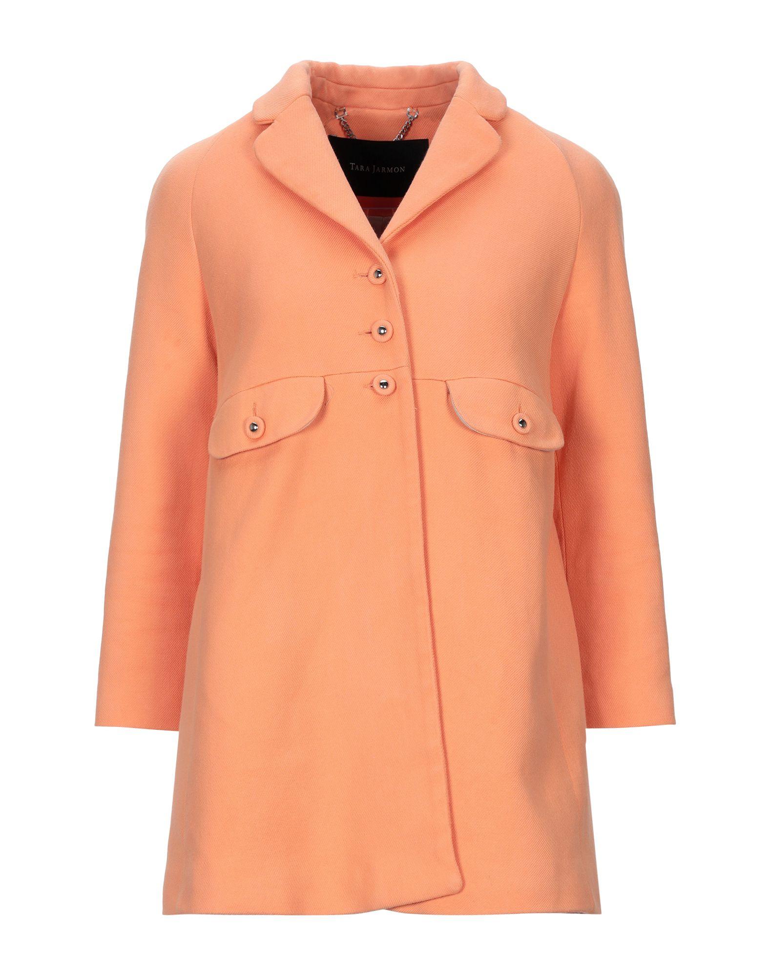 Фото - TARA JARMON Пальто tara jarmon шелковая блузка с принтом