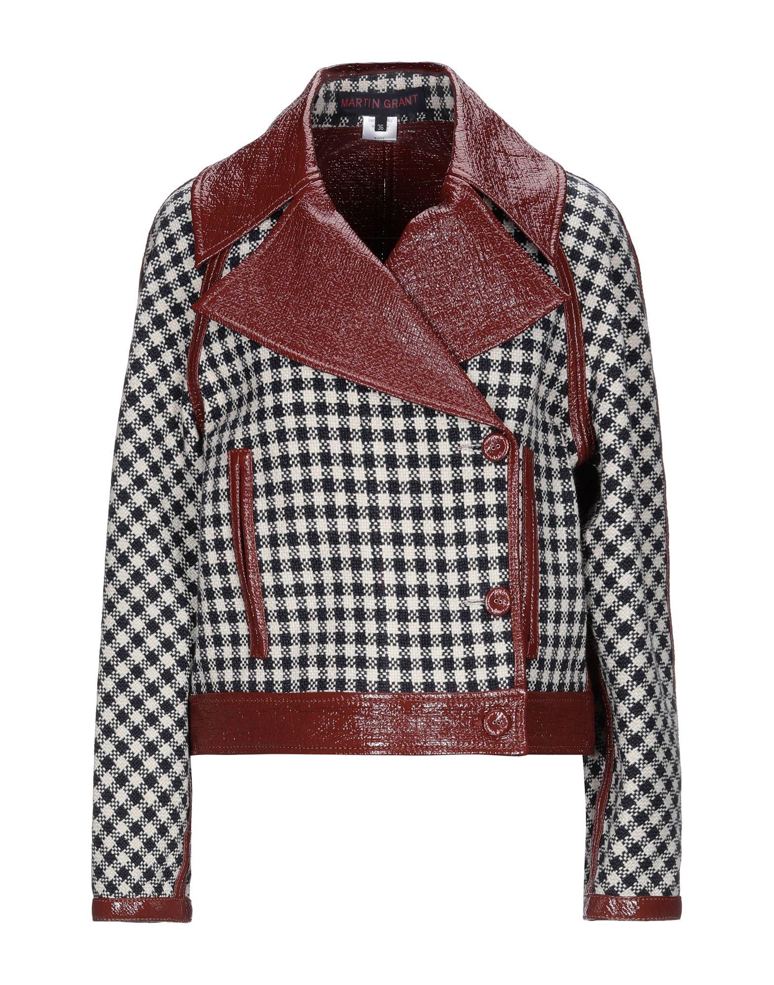 MARTIN GRANT Куртка