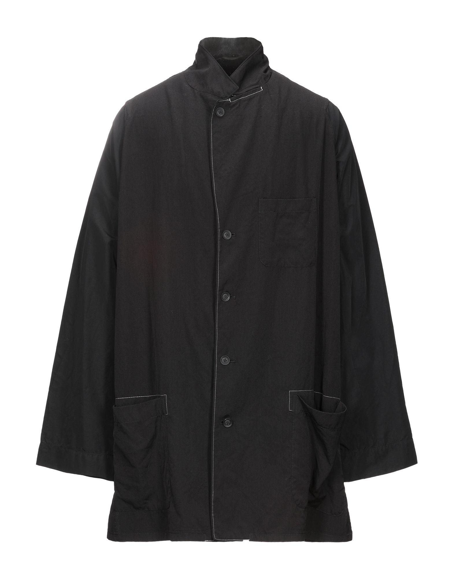 YOHJI YAMAMOTO Легкое пальто fag легкое пальто