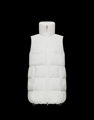 GODEC White Waistcoats Woman
