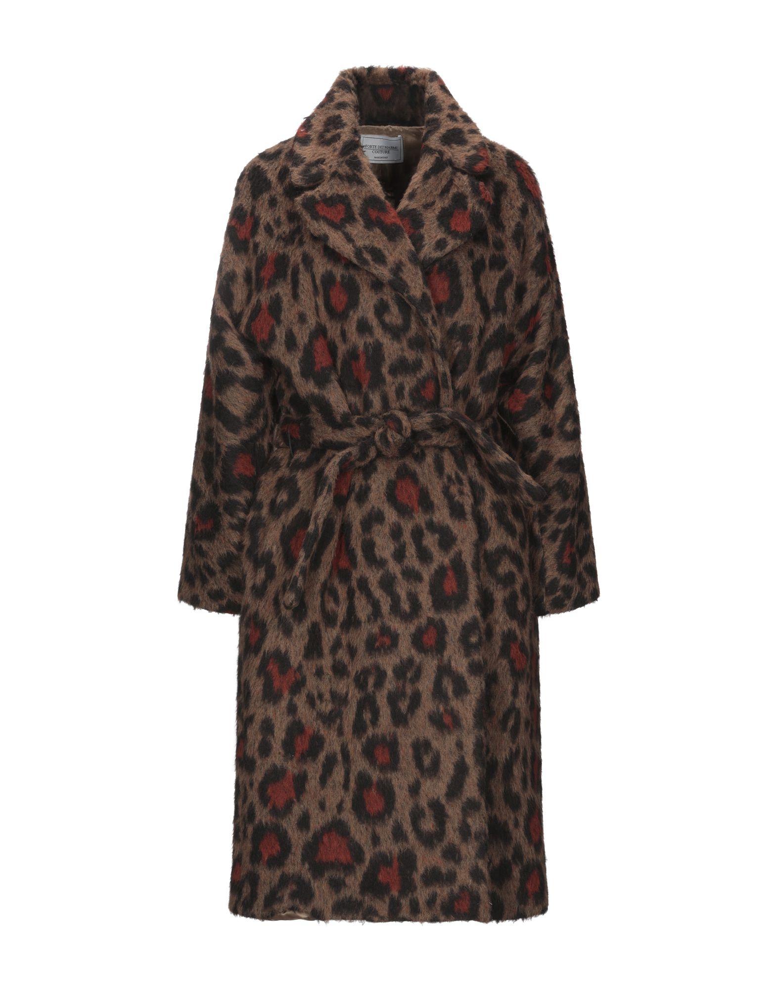 FORTE DEI MARMI COUTURE Пальто пальто forte forte forte forte fo025ewgkig7