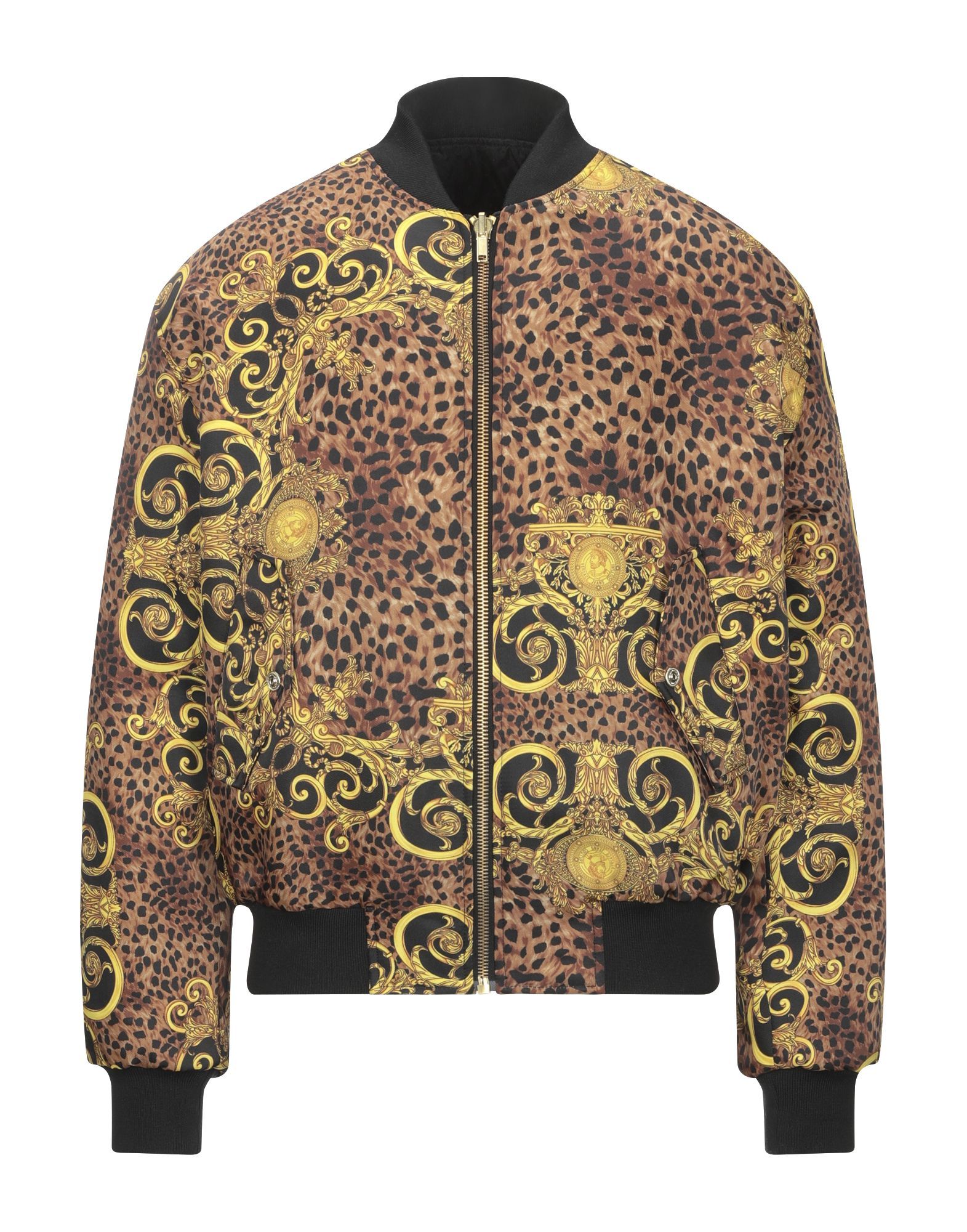 VERSACE JEANS COUTURE Synthetic Down Jackets - Item 41982105