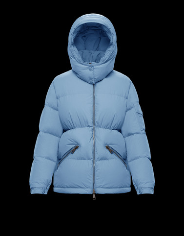 BADYMORE Sky blue View all Outerwear Woman