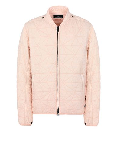 STONE ISLAND SHADOW PROJECT 40902 LINER JACKET  Jacket Man Powder pink EUR 487