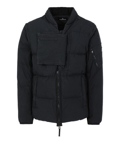STONE ISLAND SHADOW PROJECT 403B1 ENCASE PANEL DOWN INSULATOR Jacket Man Black EUR 1086