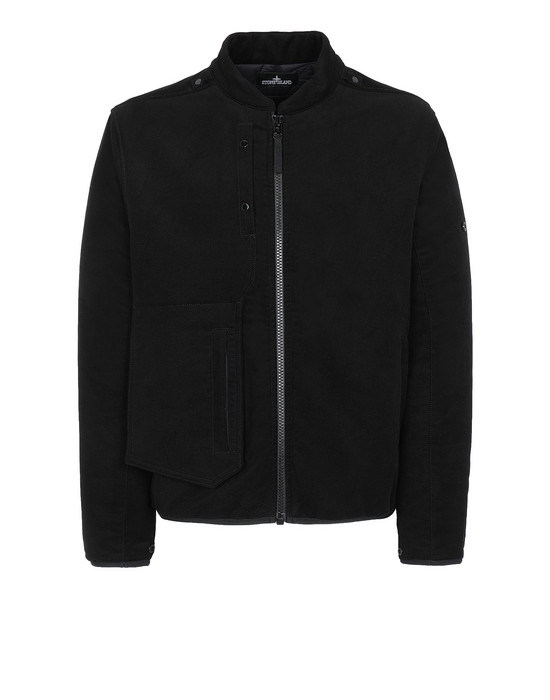 STONE ISLAND SHADOW PROJECT 411B2 INSULATOR  Jacket Man Black