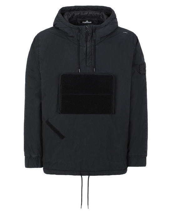 STONE ISLAND SHADOW PROJECT 408B1 INSULATED TACTICAL ANORAK  Blouson Homme Noir