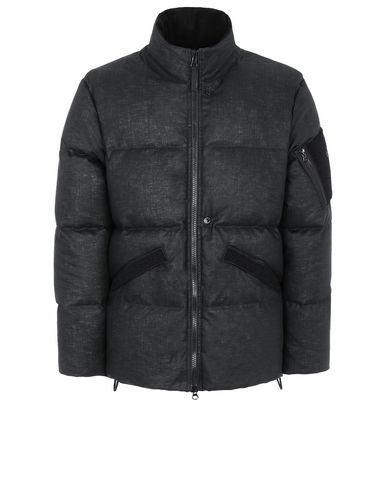 STONE ISLAND SHADOW PROJECT 407B3 DOWN JACKET Jacke Herr Schwarz EUR 999
