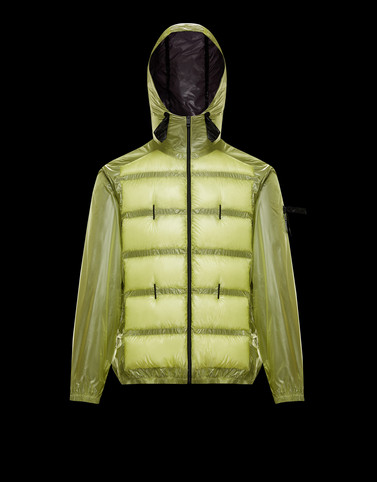 HILES Yellow 5 Moncler Craig Green Man