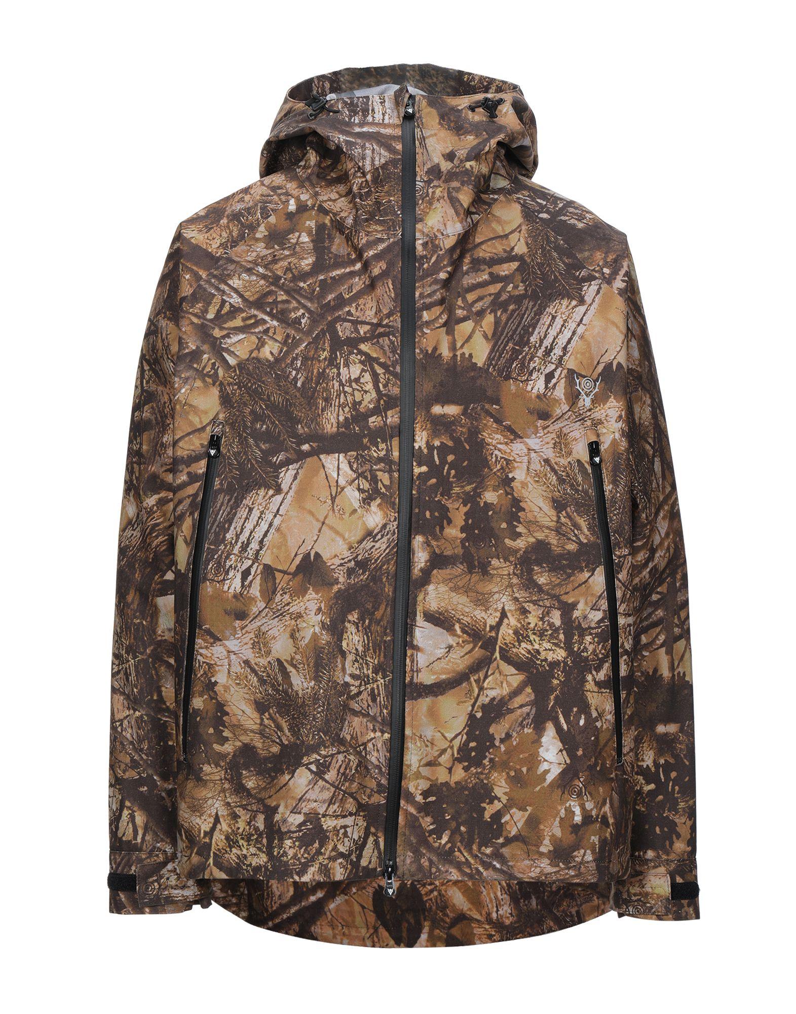 SOUTH2 WEST8 Легкое пальто even if легкое пальто