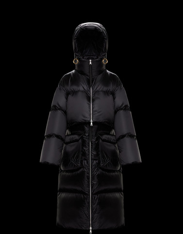 YUSHI Black 2 Moncler 1952 Woman