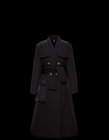 SIM Black 2 Moncler 1952 Woman
