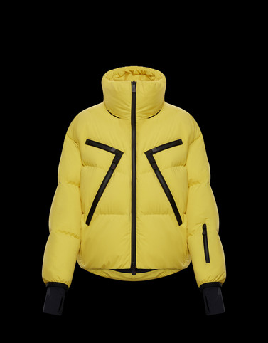 AVISE Yellow Category Overcoats Woman