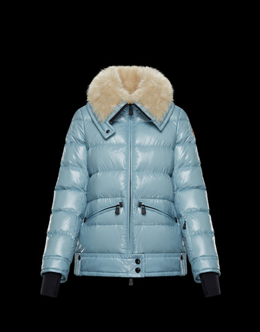 ARABBA Sky blue View all Outerwear Woman