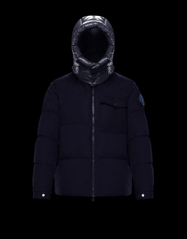 VIGNEMALE Dark blue Category Short outerwear Man