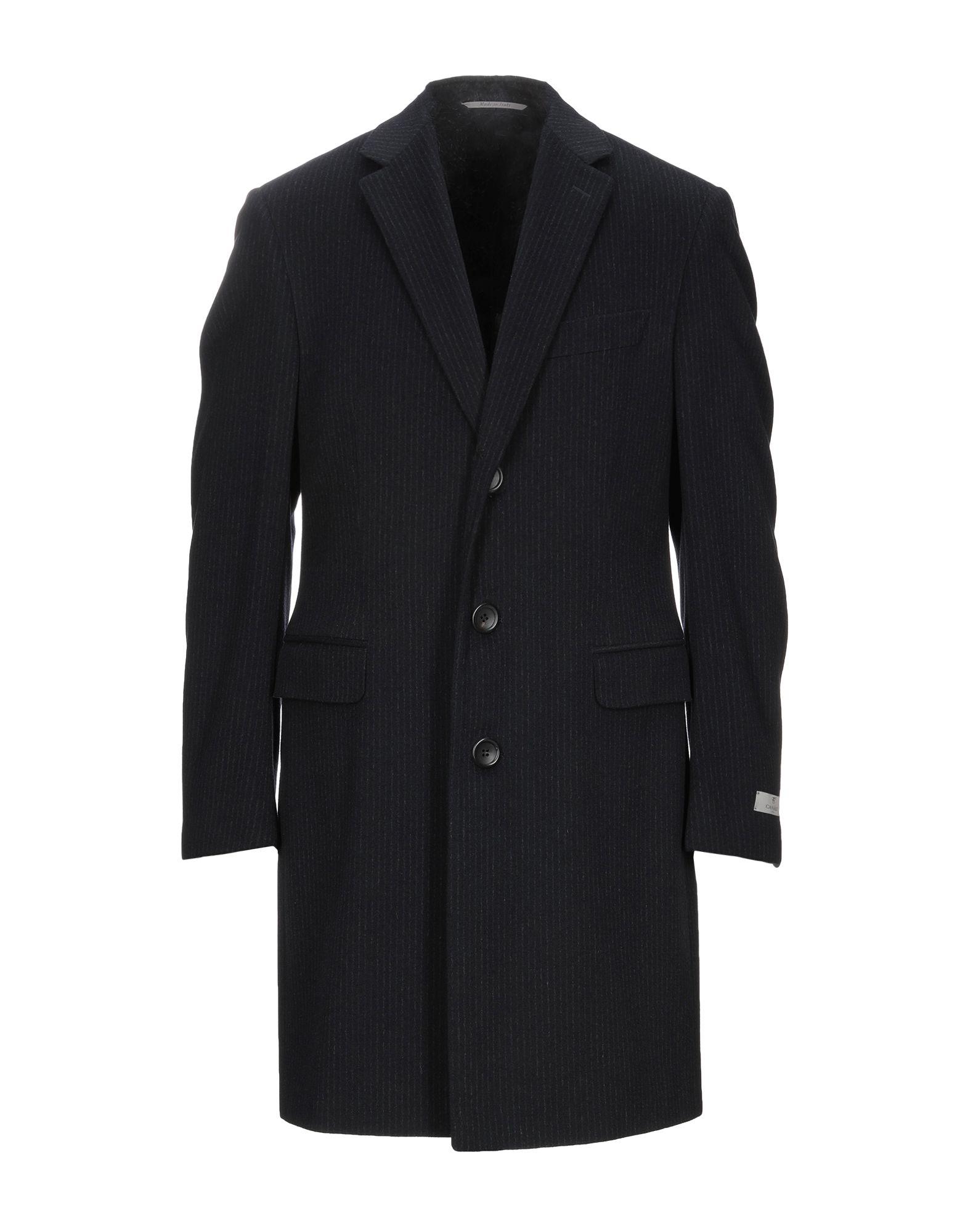 CANALI Пальто canali легкое пальто