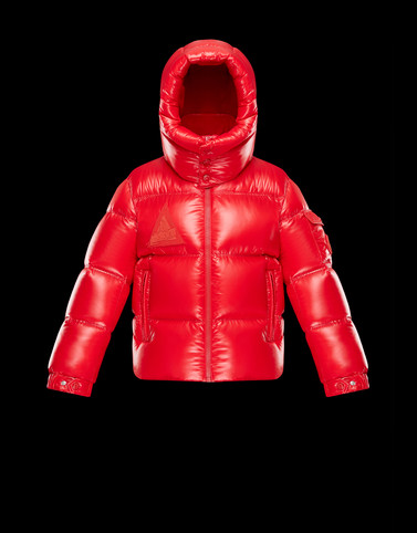 ECRINS Red Kids 4-6 Years - Boy Man
