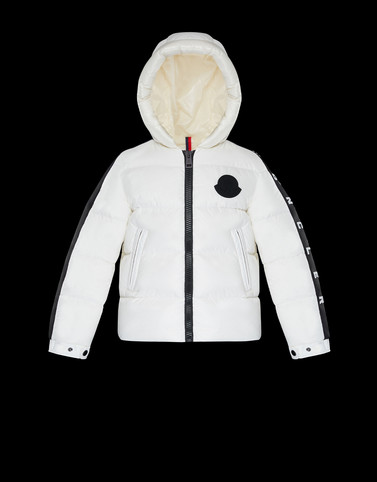 ALDOUS White Category Short outerwear Man