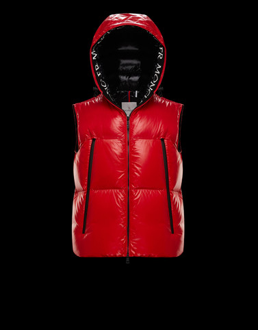 AGNEAUX Red View all Outerwear Man