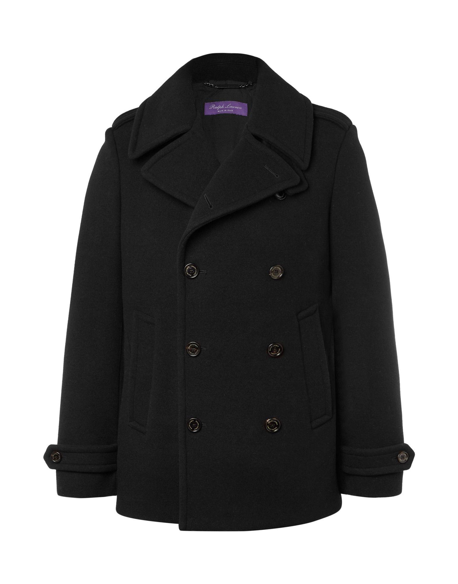 RALPH LAUREN PURPLE LABEL Пальто ralph lauren purple label пальто