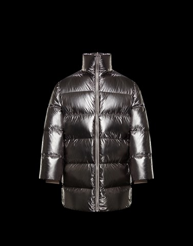 CYCLOPIC Серебристый Moncler Rick Owens Для Женщин
