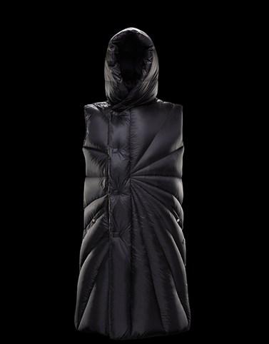 PORTERVILLE Noir Moncler Rick Owens Femme