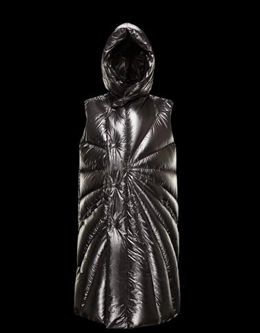 PORTERVILLE Silver Moncler Rick Owens Woman