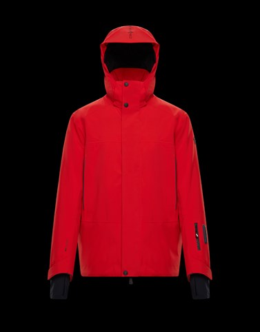 SIZAN Red Category Ski jackets Man