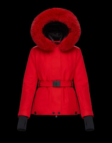 LAPLANCE Red Ski jackets Woman