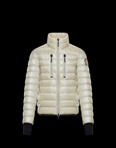 HERS Ivory Grenoble Jackets and Down Jackets Man