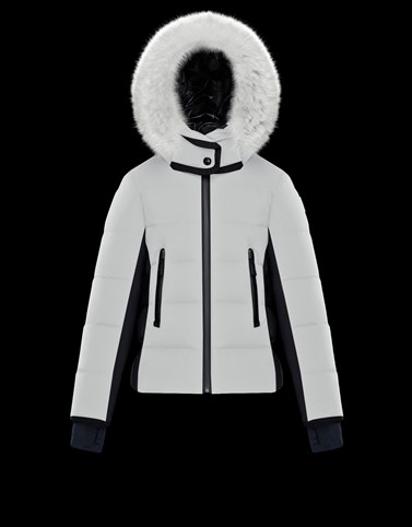 LAMOURA White Category Parka Woman