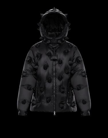 HATFIELD Black 1 Moncler JW Anderson Woman