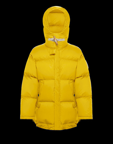 CONWY Yellow 1 Moncler JW Anderson Woman