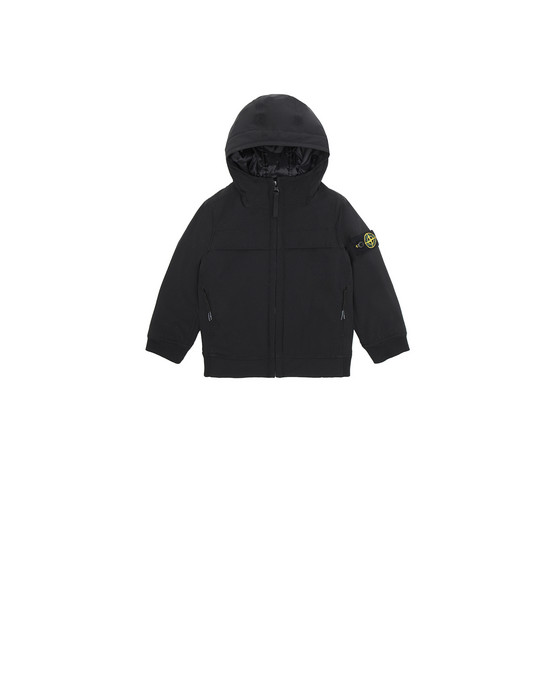 캐주얼 재킷 남성 40531 SOFT SHELL-R WITH PRIMALOFT® INSULATION TECHNOLOGY. Front STONE ISLAND BABY