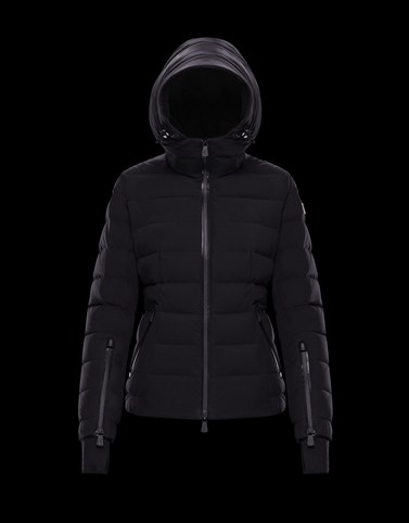 CHENA Black Ski jackets Woman
