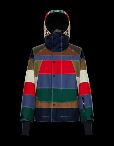 CHETOZ Multicolor Jackets & Parkas Man