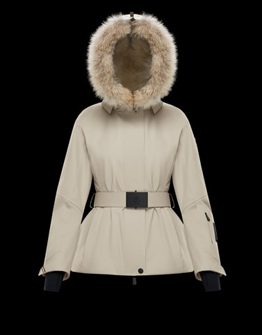 TRIATEL Beige Ski jackets Woman