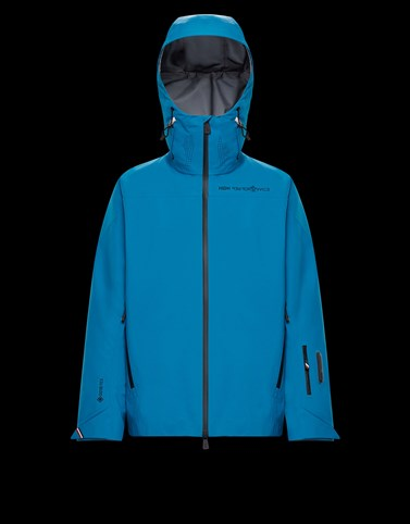 THUR Blue Ski jackets Man