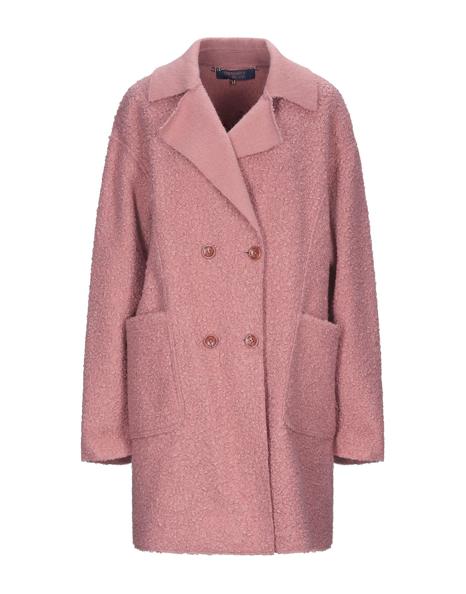 TRUSSARDI JEANS Пальто пальто trussardi