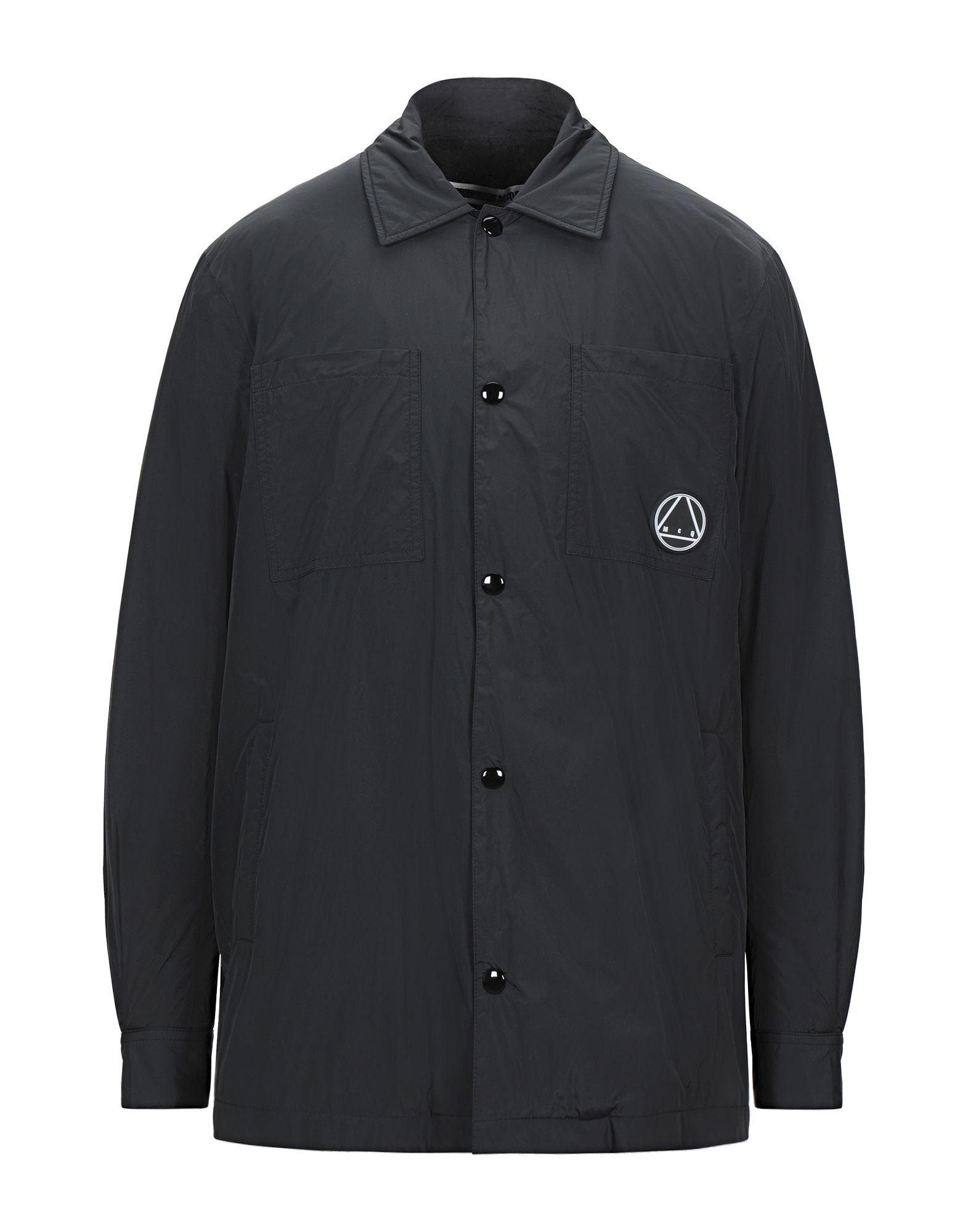 McQ Alexander McQueen Overcoats - Item 41990798